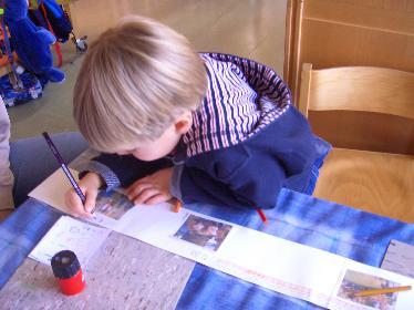 sterne thema kindergarten ziele