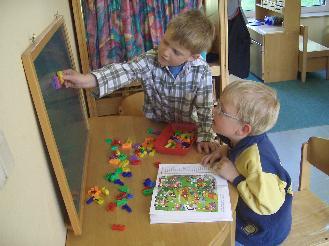 Spielerische Mathematik Im Kindergarten Ihvo